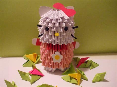 3d Hello Origami - origami 3d hello kit album isabelle 3d origami