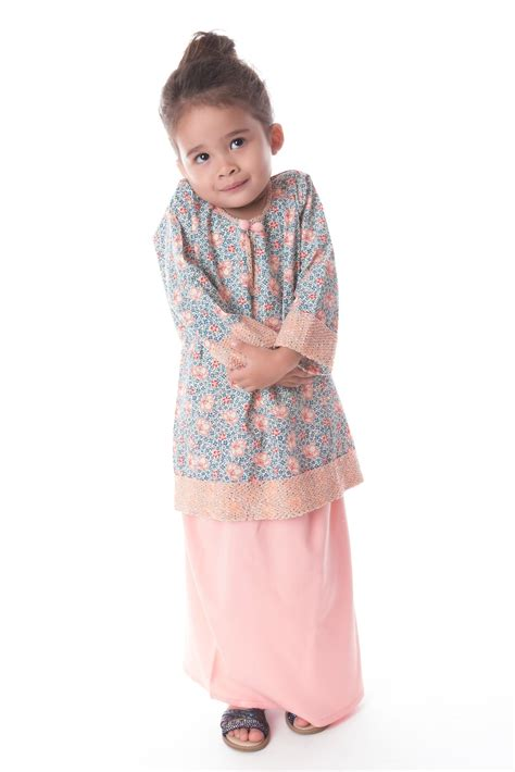 Jenita Set Dress by Baju Melayu Jakel Colour Orlando Muslim Wear Baju