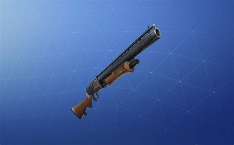 major pump shotgun buff coming  fortnite   patch notes