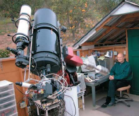 backyard astronomer astronomers launch pro am quot registry quot sky telescope