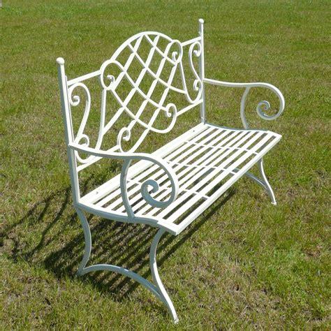panchine ferro battuto panca da giardino in ferro battuto tavoli sedie panchine