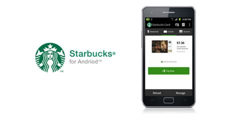 starbucks android app starbucks app gets ready for android 5 0 and qhds goandroid