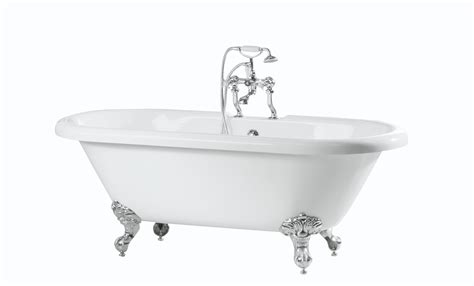 roll top bathtub double ended roll top bath baths and accessories