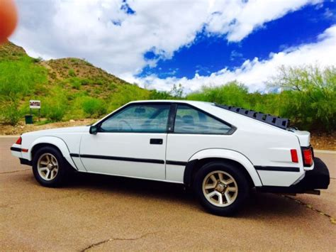 1983 toyota celica gt hatchback 2 door 2 4l for sale