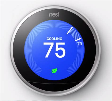 nest thermostat review 3rd generation learning thermostat