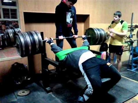bench press 363kg 800 pounds with bench daddy youtube