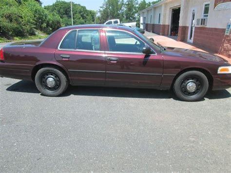 sell   ford crown victoria police interceptor sedan  door   annville