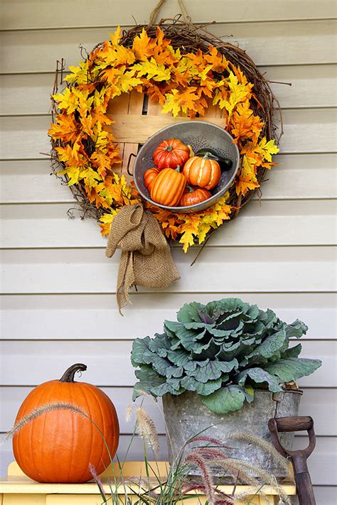 fabulous farmhouse fall wreath diy projects  cottage market