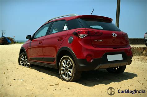 hyundai crossover hyundai i20 active crossover launch pics specs features