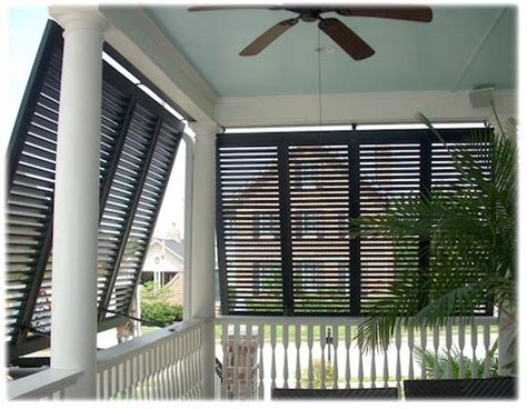 tropical blinds and awnings 18 attractive privacy screens for your outdoor areas omg