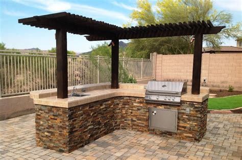 Outdoor Patio Grill Designs General Concept Built In Grilled Jpg Burner Bays Pergolas Sensation Built Grilled