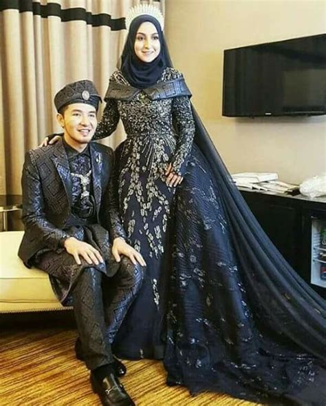 Baju Simple Murah Romeo Black Ak Baju Muslim 110 best images about pengantin melayu songket on