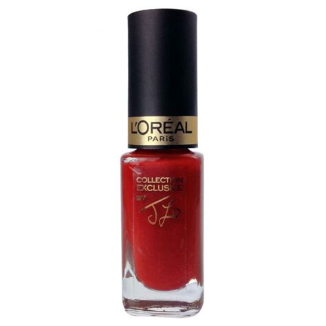j lo gray nail polish l oreal color riche exclusive collection nailpolish pure