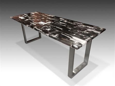 Custom Petrified Wood Tables In Solana Ca San Diego