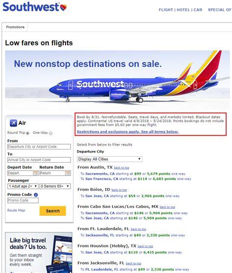 southwest sale southwest airlines sale 60 amberleafmarketplace