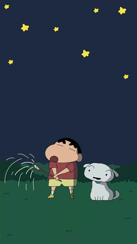 wallpaper iphone shinchan shinchan 1 pinterest crayon shin chan and anime