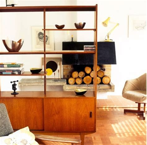 Retro Room Divider 25 Original Mid Century Modern Bookcases You Ll Like Digsdigs
