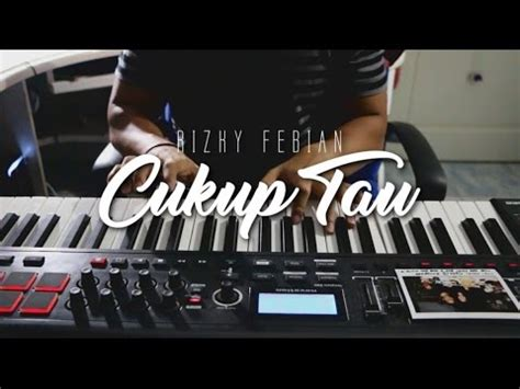 download mp3 free cukup tau rizky febian 5 1 mb cukup tau instrumen mp3 download mp3 video