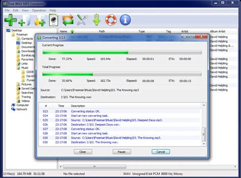 download mp3 to wav converter for windows 7 mp3 converter audio converter wav to mp3 wma to mp3 for