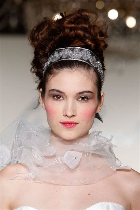gorgeous trendy bridal hairstyles for 2013
