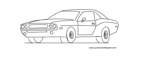 draw a car how to draw a car junior car designer