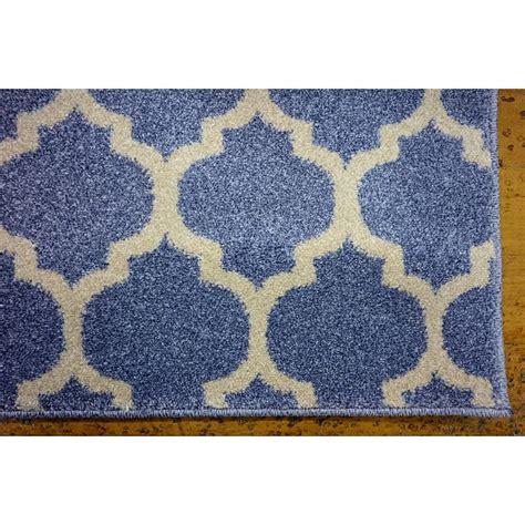 light blue trellis rug unique loom trellis light blue area rug reviews wayfair