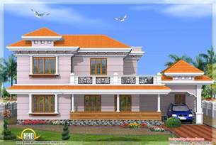 House Models And Plans Kerala Model 2500 Sq Ft 4 Bedroom Home Kerala Home
