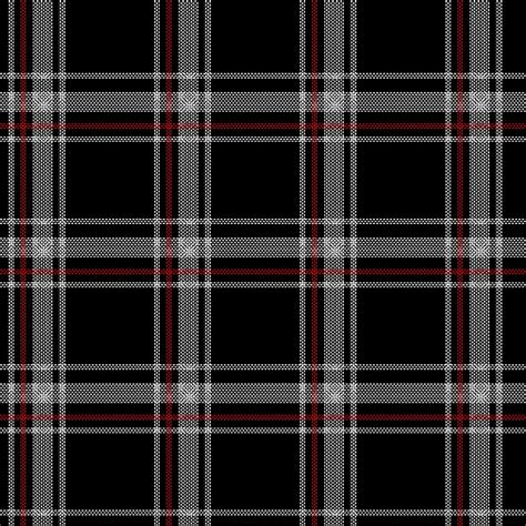 plaid design vw gti plaid pattern