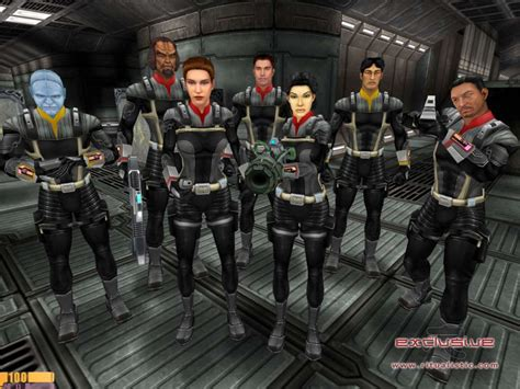 Star Trek Elite Force 2 | star trek elite force 2 patch download