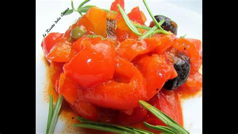 come cucinare i peperoni come cucinare i peperoni ricetta peperonata siciliana
