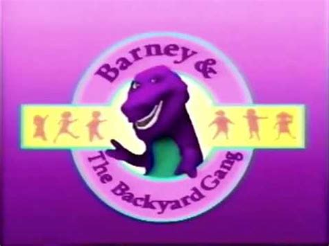 barney and the backyard gang waiting for santa dvd barney the backyard gang waiting for santa custom intro