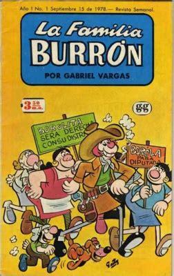 imagenes comicas mexicanas caricaturas mexicanas la familia burr 243 n