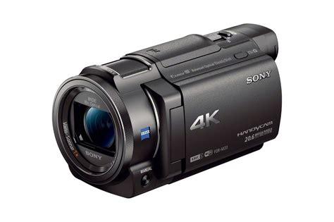 best handycam camcorder sony fdr ax33 digital 4k camcorder camcorders