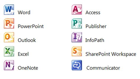 Office Programs by Microsoft Programs Gallery
