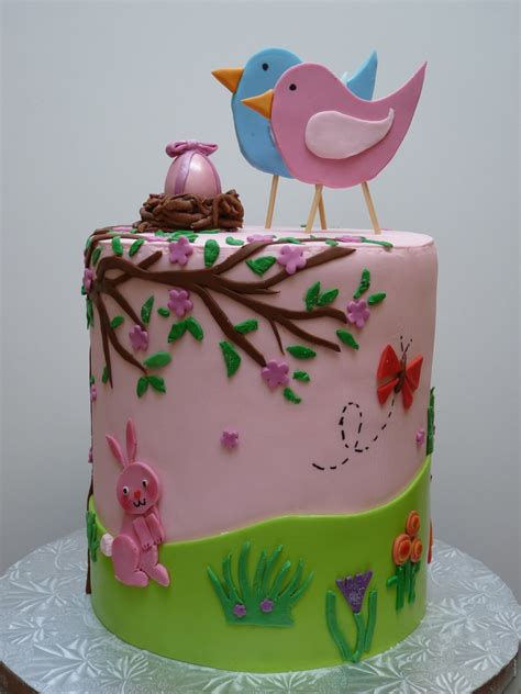 Bird Baby Shower by Bird Baby Shower Cakecentral