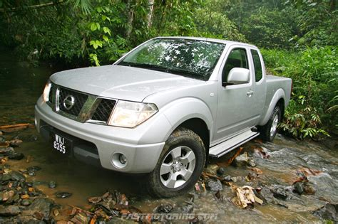 nissan malaysia nissan navara king cab test drive review in malaysia