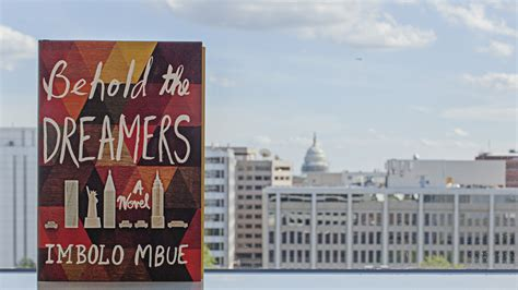 the dreamers books behold the dreamers by imbolo mbue talent talks africa