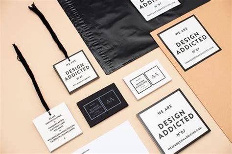 design label tudung hang tag and clothing label design marketing inspiration