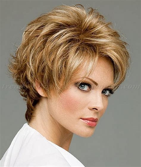 trendy haircuts for woman 40 60 yr old thin frizzy short haircuts for women over 60 years old 2015 stylish