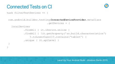 android builds level up your android build droidcon berlin 2015