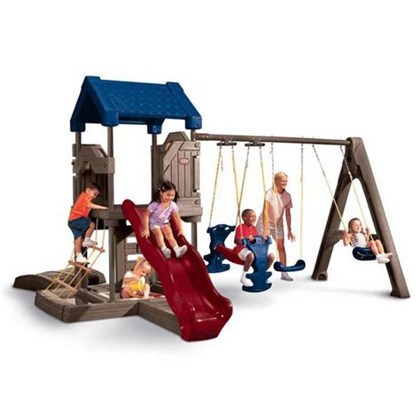 tike swing and slide toddler swing and slide set tikes tudosobreseo info