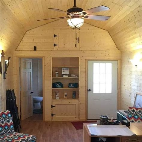 cabin picture contest tiny house loft shed  tiny