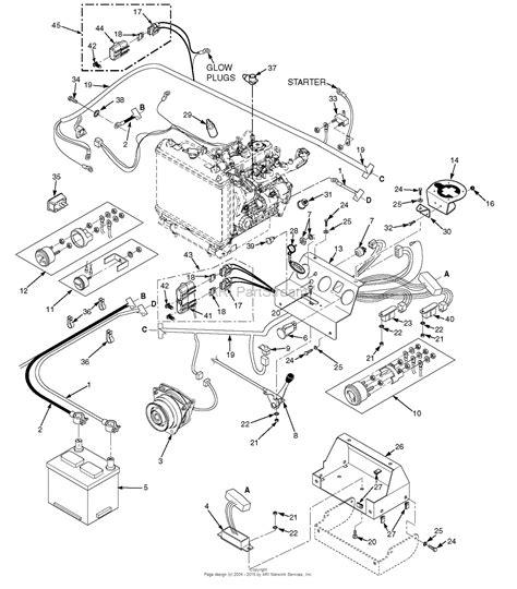 Cub Cadet Starter Generator Wiring Diagram