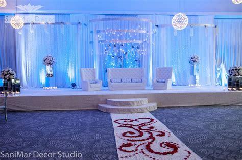 South Asian wedding decor