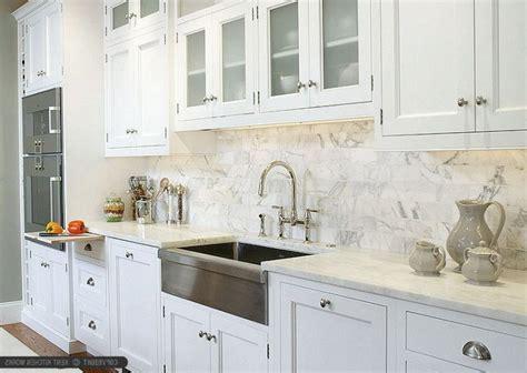 Backsplash Ideas For Small Kitchens white kitchen mosaic backsplash square shape silver