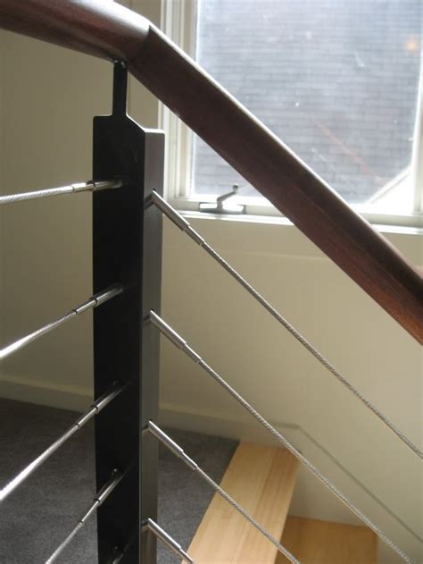 modern banister modern handrail handrails pinterest