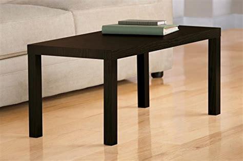 dhp parsons modern coffee table dhp parsons modern coffee table dark espresso buy
