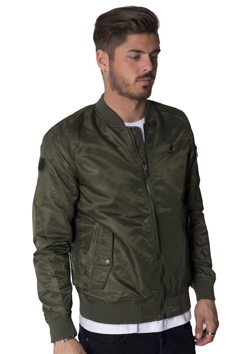 Jaket Bomber Mens Simple Pria Casual kangol designer mens ma1 bomber jacket casual zip up water repellent summer coat ebay