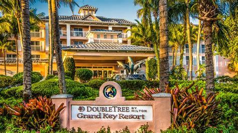hoteles en key west anmeldelse doubletree resort grand key key west