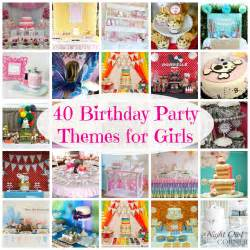 Party ideas for girls party favors ideas